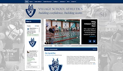 Village School Athletics